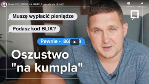 Read more about the article Nowe OSZUSTWO NA KUMPLA – nie daj się okraść! – YouTube